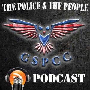 police and the people podcast logo